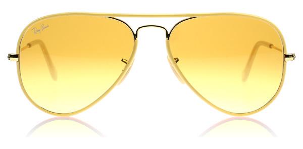 Жълтите стъкла - основна тенденция при слънчевите очила за лято 2017