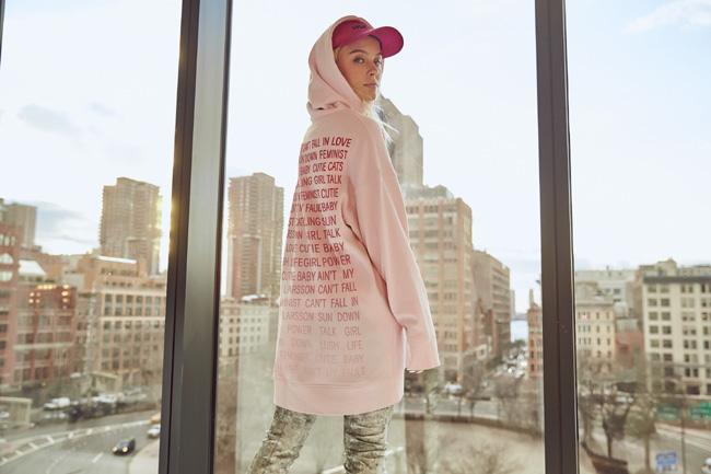 Певицата Зара Ларсън с колекция за H&M