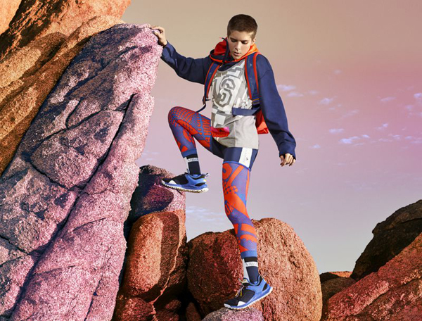 adidas StellaSport представя колекцията есен-зима 2017 с посланието да направиш света твоето игрище
