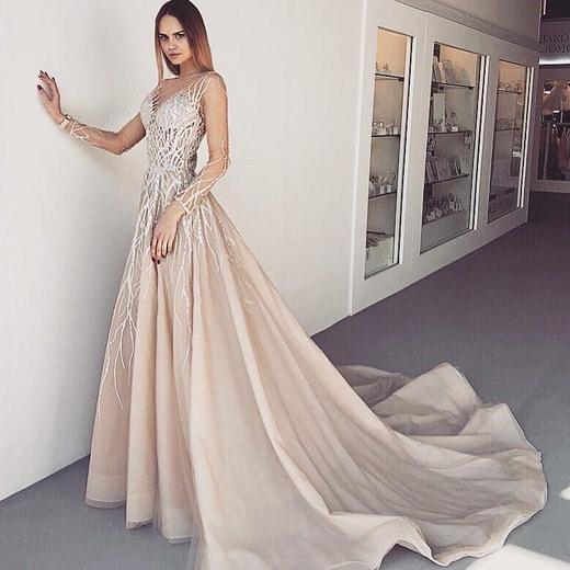 Сватбени колекции 2019
