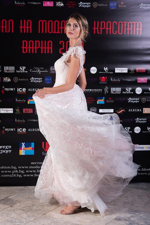 Феерия и стил в първата вечер на Фестивала на модата и красотата - Варна 2018