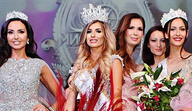 Мис България 2017 е софиянката Тамара Георгиева