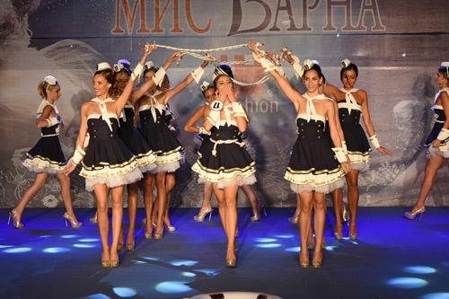 Моника Драгнева е новатаМИС ВАРНА 2017