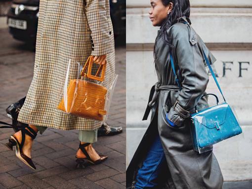 Прозрачни чанти