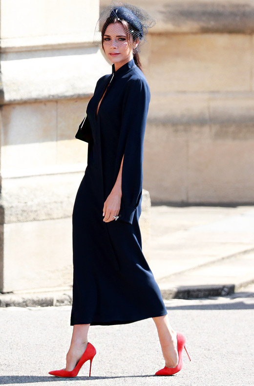 Виктория Бекъм - 10 години в модния бизнес