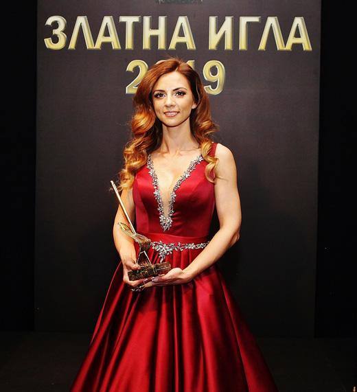 """Радослава Лазарова – """"Най-добър млад дизайнер"""" за 2019-та"""
