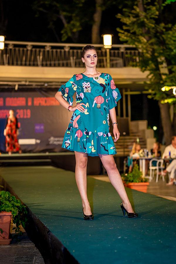 Дебют за Aniye By по време на Фестивала на Модата и Красотата 2019