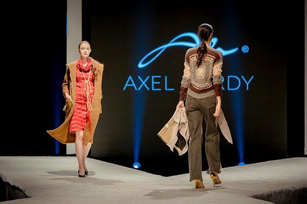 Аксел Харди представи иновативна еко колекция
