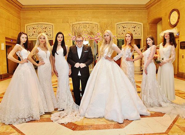 Най-голямото сватбено изложение в България започва след борени дни в София