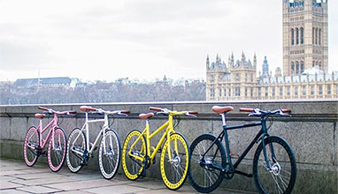 Световният конкурс за дизайн и иновации Red Dot отличи български велосипед