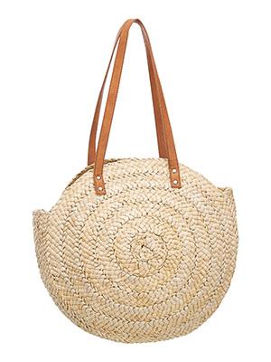 Оригинална плетена чанта