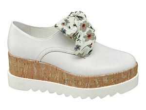 Обувки с дебела подметка