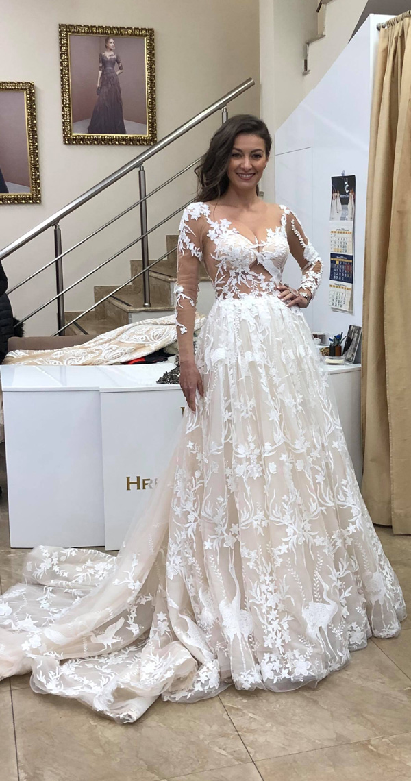HRISTO CHUCHEV'S DRESSES WILL BE SHOWN ON THE WORLD STAGE