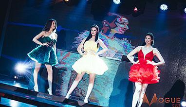 Мис България 2016 - Габриела Кирова  блесна на шикозно ревю на дизайнерката Поля Кинова – Paloma Fashion