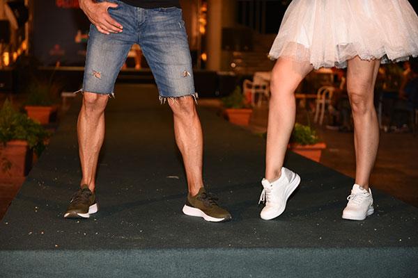 ФЛО е музика за изящните крака и силует