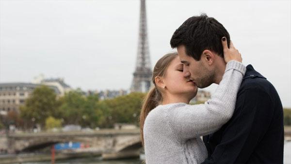 Френската целувка - любопитни факти