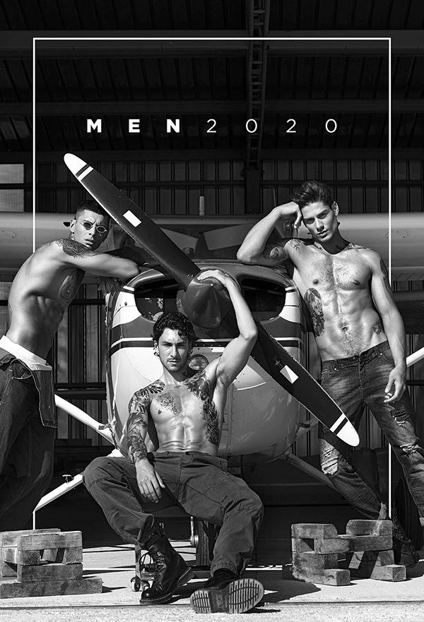 Топ коафьорът Георги Петков представя символи на мъжката красота и сила в своя осми ексклузивен луксозен календар за 2020-та
