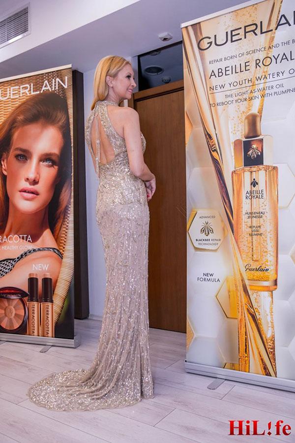 Guerlan организира master class в Bridal Fashion