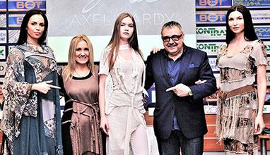 Аксел Харди показа модни иновации при плетивата