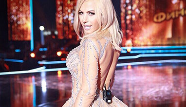"""Камелия обра овациите с избора си на тоалет за финала на """"България търси талант"""""""