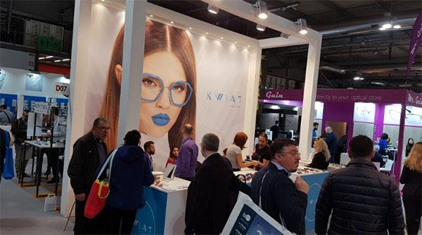 Българската марка KWIAT на световно изложение за очила