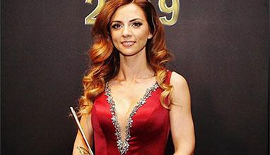Radoslava Lazarova won Golden Needle 2019