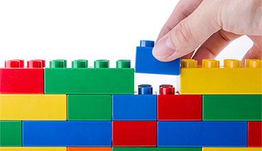 LEGO търси най-добрата опция за рециклиране