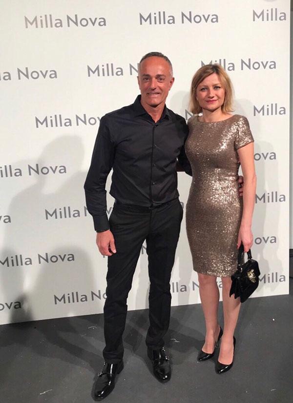 Milla Nova с прекрасно ревю в морския музей в Барселона