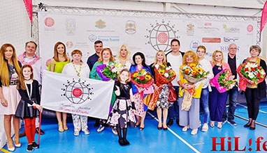 Мисис дама на годината – Ваня Ламбева организира първа детска асамблея