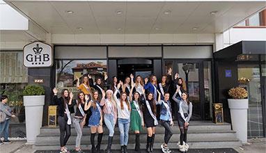 Претендентките за короната на Мис България 2019 в трескава подготовка в Банско