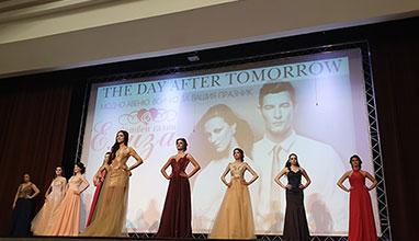 "Модно авеню ""The Day After Tomorrow"" представи абитуриентски и булчински рокли на русенски фирми"