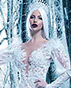 """Петя Велкова като """"Ледена кралица"""" с над 200 диаманта в новата колекция за 2019 на PALOMA FASHION"""