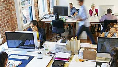 Работата в офис влошава здравето