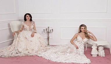 Rose diamands for the brides of Hristo Chuchev