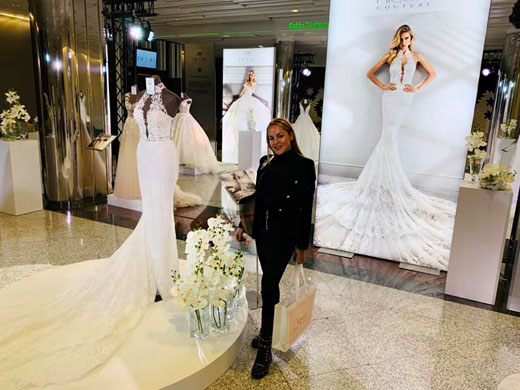 San Patrick & White One by Pronovias, Madrid 2020!