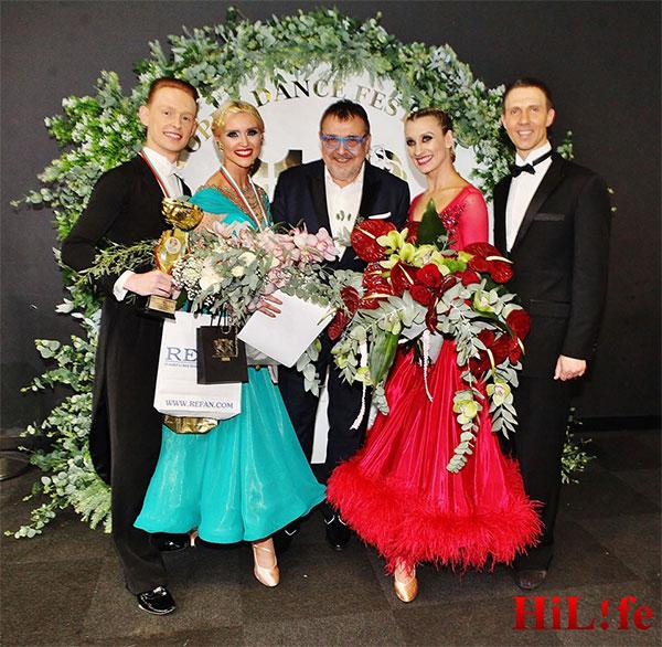 Бляскав спектакъл по време на Sofia Open Dance Festival