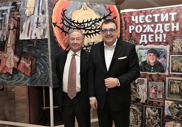 Уникалният и мистериозен Ставри Калинов на 75
