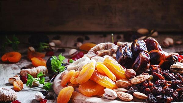 Сушените плодове по-полезни от пресните