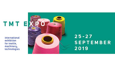The professionals from the textile industry will meet at the exhibition TMT Expo in Bulgaria