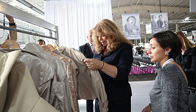 Китайски фирми идват на най-голямото изложение за текстил и мода в България