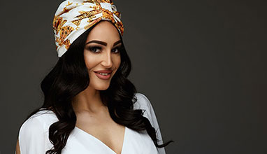 Sevdalina Dyakova rediscovers the exotic modern turban