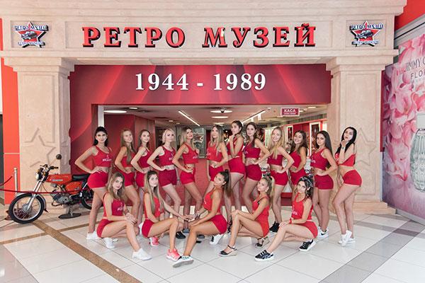 Участничките в Мис Варна 2019 - специални гости на Ретро Музея във Варна