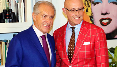 Алберто Веделаго: Можем да бъдем елегантни без задължително да сме облечени с костюм