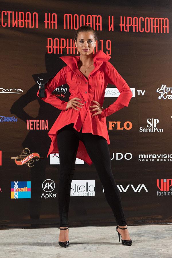 Ветейда на Фестивала на Модата и Красотата 2019