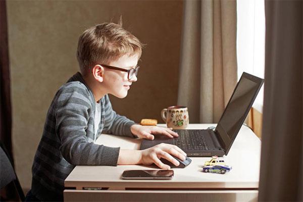 За детското зрение и компютрите
