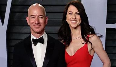 Братът на любовницата на Джеф Безос е продал секс-съобщения и снимки за 200 000 долара