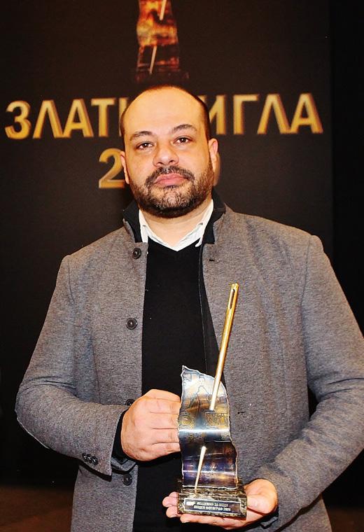 """Ивомир Пешев – """"Моден фотограф"""" за 2020-та"""