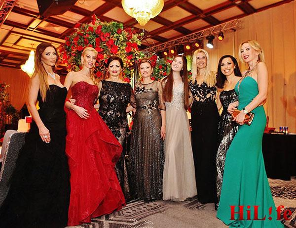 Стилни тоалети от Bridal Fashion на 20-ия Виенски бал в София