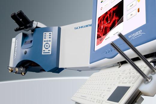 Ексимерен лазер Schwind AMARIS 750S