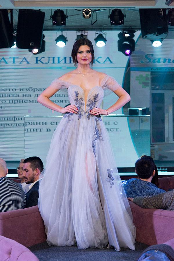 Модна къща Алегра представи най-новата си дизайнерска колекция DELUХЕ в морската ни столица
